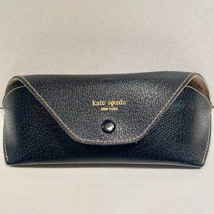 Kate Spade black sunglass case